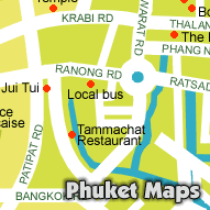 Phuket and Thailand Maps